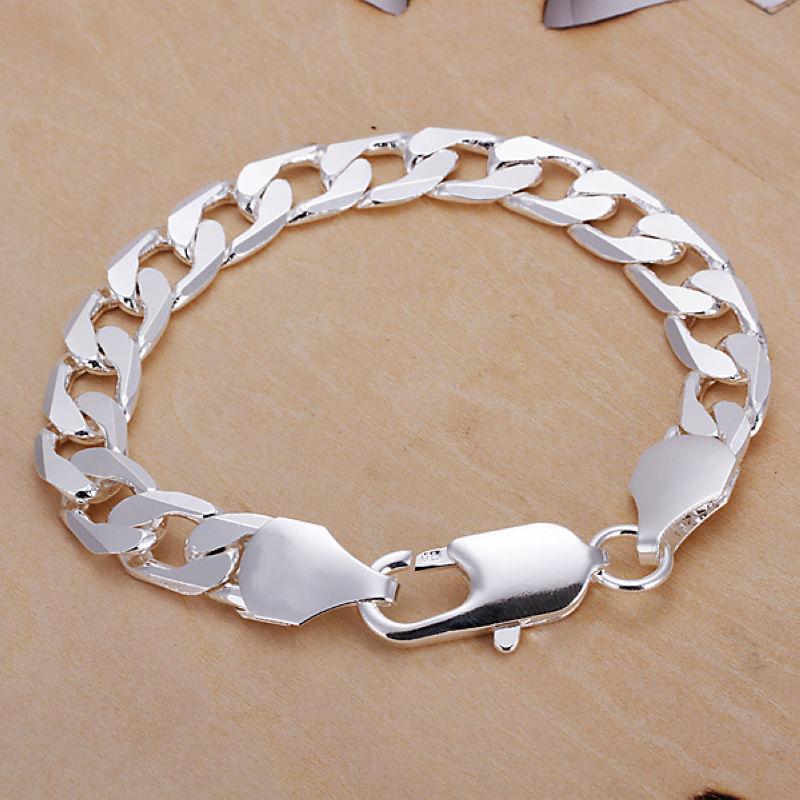 Link Bracelet Ace Couture Mens